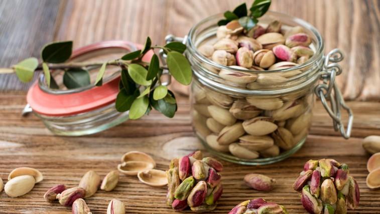 Dobri razlogi, da se (posebej v tem času) založite s pistacijami (foto: profimedia)