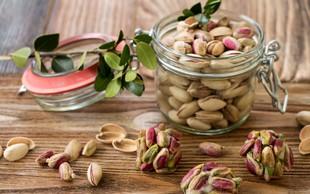 Dobri razlogi, da se (posebej v tem času) založite s pistacijami