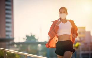 Pozitivne novice: Kitajska se vrača v normalnost - na ulicah Chengduju 1000 tekačev
