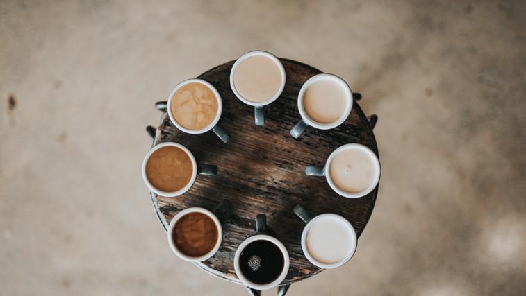 Za ljubitelje kave - spoznajte vrste espresso kave: Ristretto, affogato, mochaccino ... (foto: Photo by Nathan Dumlao on Unsplash)