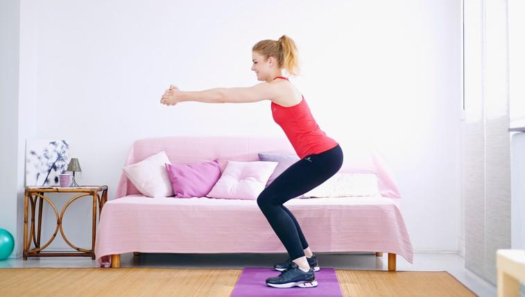 VIDEO: Kratek trening za celo telo (pripravili trenerji VigorGround) (foto: profimedia)