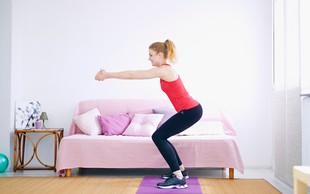 VIDEO: Kratek trening za celo telo (pripravili trenerji VigorGround)