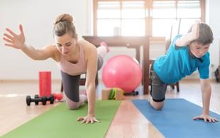 Fizioterapevti so pripravili nasvete o gibanju za ohranjanje zdravja v času koronavirusa (za zdrave in za osebe s poškodbami ter boleznimi)