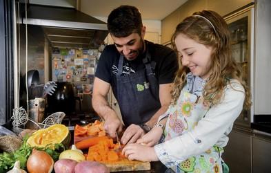 Zdrava prehrana v času samoizolacije: 6 nasvetov za družine