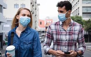Ali bi morali nositi zaščitne maske ves čas in povsod?