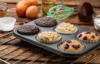 Mafini za vse okuse: nadevani, limetini, cheesecake ...