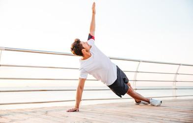 VIDEO vadba trenerjev VigorGround: Koliko nadzora imate nad telesom in kako močni ste?