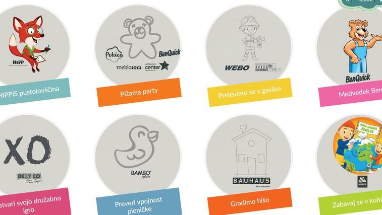 Minicity se je preselil na splet! Zdaj lahko dneve doma zapolnite z igrami, ki so hkrati poučne in nadvse zabavne (foto: Promocijski material)