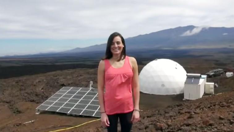 Zgodba Jocelyn Dunn, 32-letne znanstvenice, ki je v izolaciji preživela 8 mesecev. In TO se lahko naučimo od nje ... (foto: Jocelyn Dunn | YouTube)