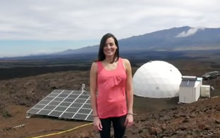 Zgodba Jocelyn Dunn, 32-letne znanstvenice, ki je v izolaciji preživela 8 mesecev. In TO se lahko naučimo od nje ...