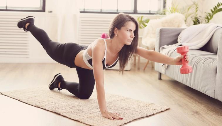 Video trening za moč za raven trup (zdržite do konca?) (foto: profimedia)