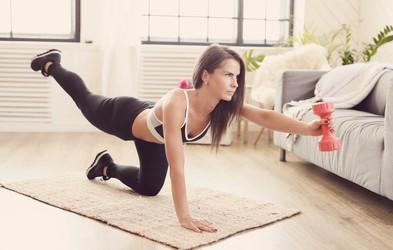 Video trening za moč za raven trup (zdržite do konca?)