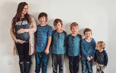 Super mama - pet sinov sama šola na domu (in ne samo v času koronavirusa)