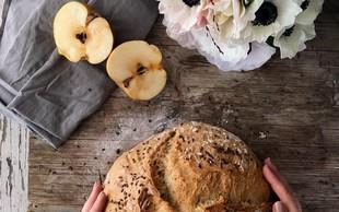 Ekskluzivno: recepti slovenskih kulinaričnih ustvarjalcev za peko kruha!