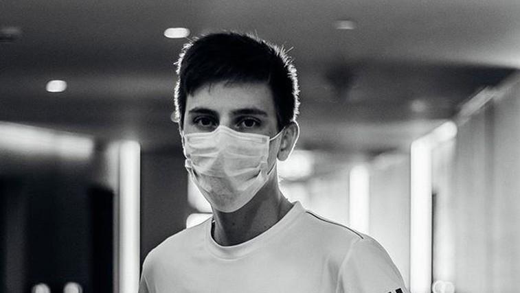"""Tadej Pogačar je preživel tri karantene, a ima le eno željo: """"Da bi letos dirkali!"""" (foto: instagram)"""