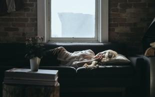 Delam od doma … torej si lahko privoščim popoldanski dremež med službo?
