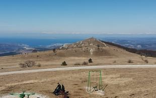 Ideja za družinski izlet: Slavnik - prijeten vzpon v naravni park s čudovitimi razgledi