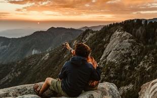 Najlepše trenutke doživimo s pravimi ljudmi v naravi