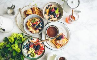 Prehranski svetovalec razlaga: Kako naj zdrave navade postanejo del našega vsakdana?