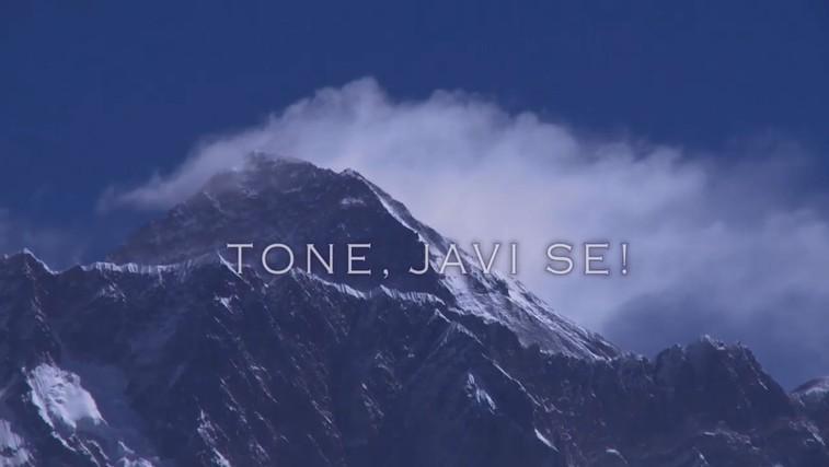 Tone, javi se! Dokumentarni film o velikanu slovenskega in svetovnega alpinizma Toneta Škarje (1937-2020) (foto: Tone, javi se! Dokumentarni film)