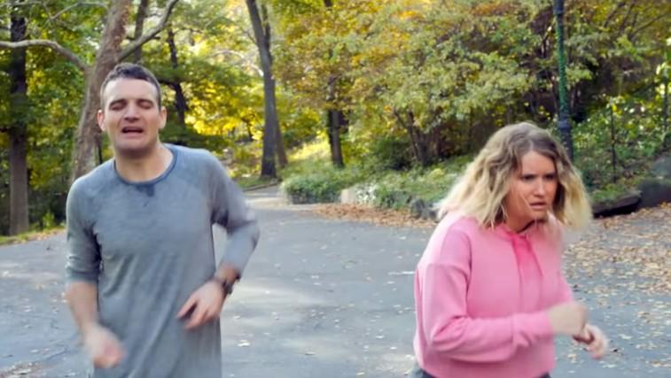 Kdaj začneš pravzaprav uživati v teku? No, zdaj vem ... (foto: Brittany Runs A Marathon | Amazon Studios YouTube)