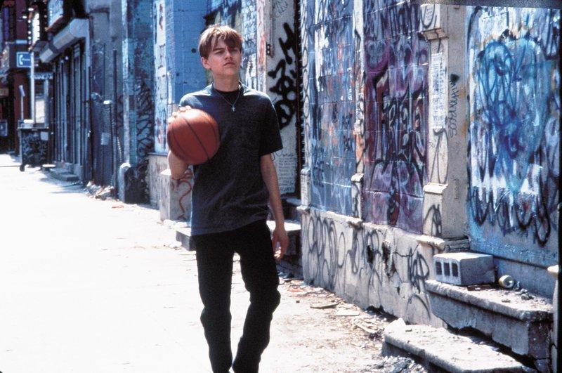 Iz filma Košarkarjev dnevnik (Leonardo DiCaprio)