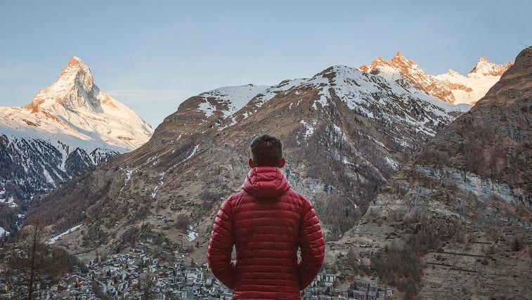 Ne glede na vse, gora vedno ostane (foto: pixabay)