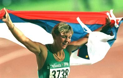 Čestitamo! 21. maja 50 let praznuje slovenska zvezda atletike - Brigita Bukovec. Z družino živi v Švici