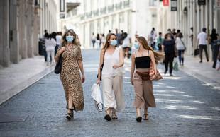 Kaj se dogaja z našo kožo, medtem ko nosimo masko?