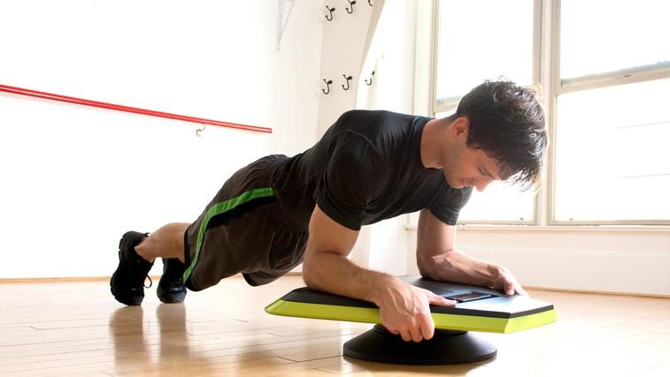 Kako veste, ali pravilno izvajate plank? (foto: profimedija)