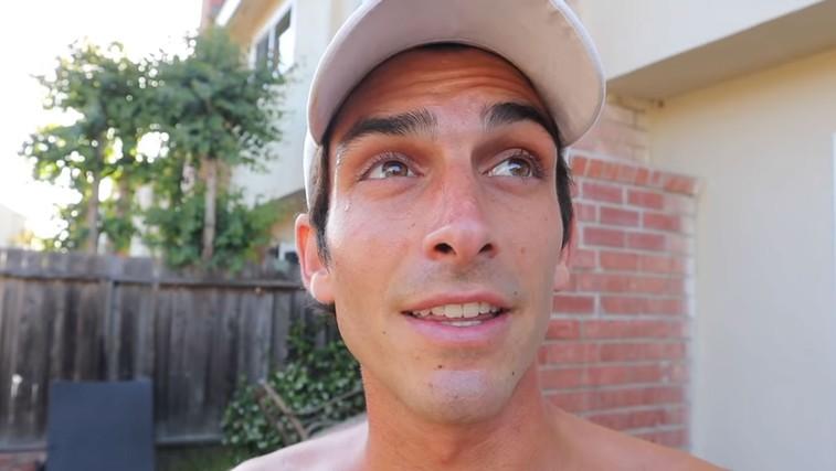 Sprejel je nor izziv – 100.000 korakov v enem dnevu! Poglejte, koliko natančno jih je naredil in kaj se je zgodilo! (VIDEO) (foto: Elijah Orr | YouTube)