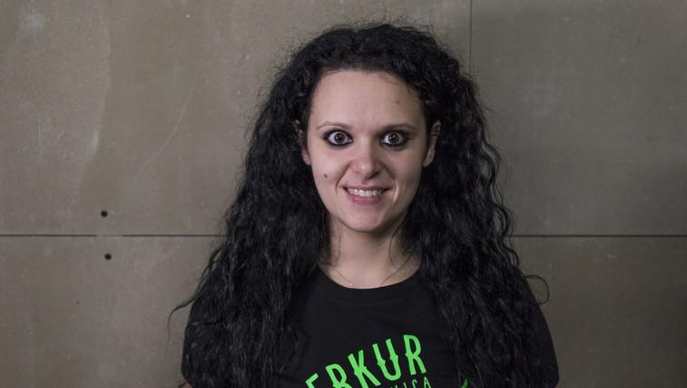 FOTO: Tako je kandidatka Romana izgledala pred projektom Moj aktivni plan 2020 in tako izgleda sedaj! (foto: Danijel Čančarević)