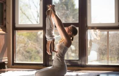 3 pravila vadbe po nosečnosti