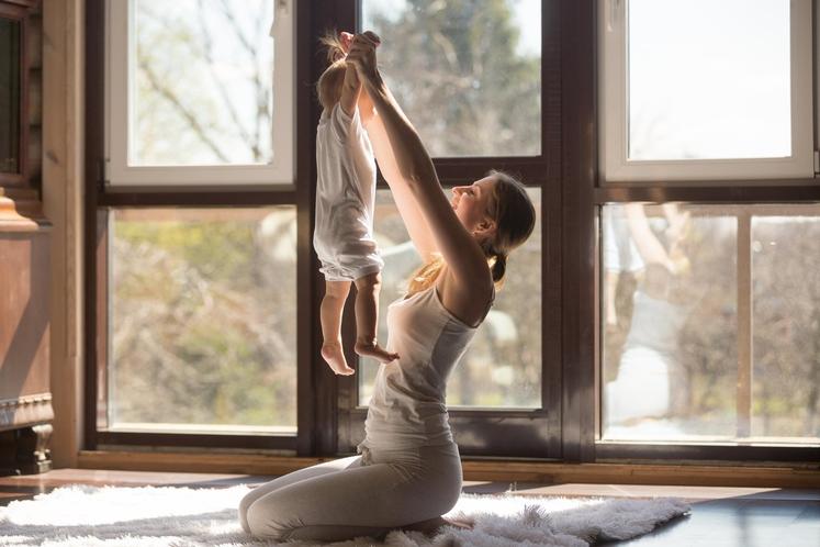 Začnite počasi, končajte močni! Vaše telo je v nekaj mesecih (predvsem pri rojstvu) prestalo mnogo naporov in sprememb, zato mu …