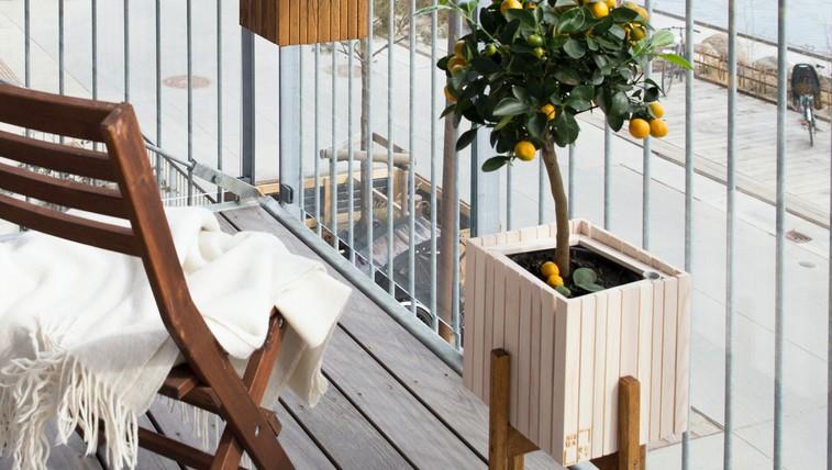 Foto: Čudoviti balkoni in terase za navdih (različni balkoni za različne okuse!) (foto: unsplash)