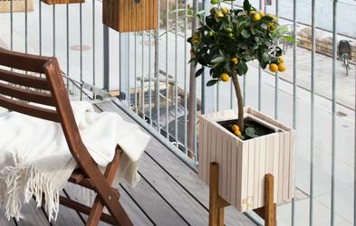 Foto: Čudoviti balkoni in terase za navdih (različni balkoni za različne okuse!)
