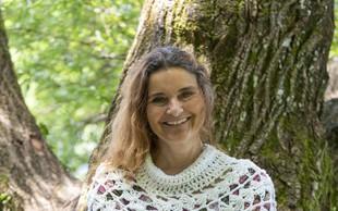 #vztrajam ambasadorka Eva Škofič Maurer - Naši obiski prek humorja sproščajo čustveni ventil, ki razelektri ozračje