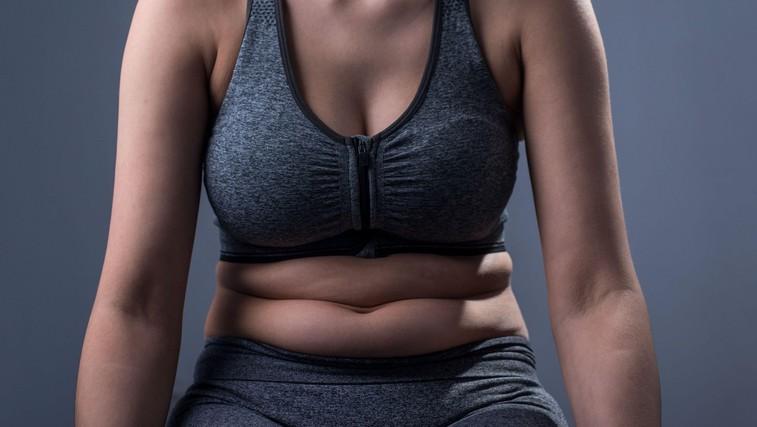 Skrivnost izgubljanja maščobe na trebuhu (foto: Profimedia)