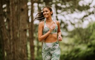 Kaj se zgodi z našim telesom, če vsak dan pretečemo 5 kilometrov?