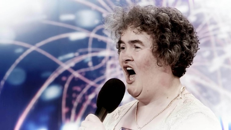 Se spomnite Susan Boyle? Poglejte, kako izgleda danes! (foto: Profimedia)