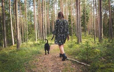 V naravo hodim, da najdem sebe