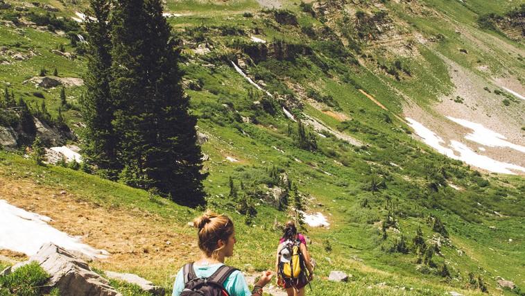 Ideje za lahkotne pohode v hribe (foto: unsplash)
