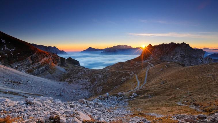 5 razlogov, zakaj opazovati sončni zahod (foto: profimedia)