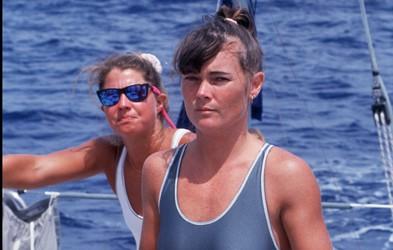Dobre zgodbe: Tracy Edwards - skiperka prve jadrnice z izključno žensko posadko na najbolj ekstremni regati sveta