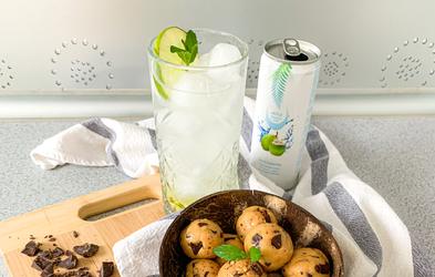 Osveži si poletje s kokosovo vodo brez dodanega sladkorja