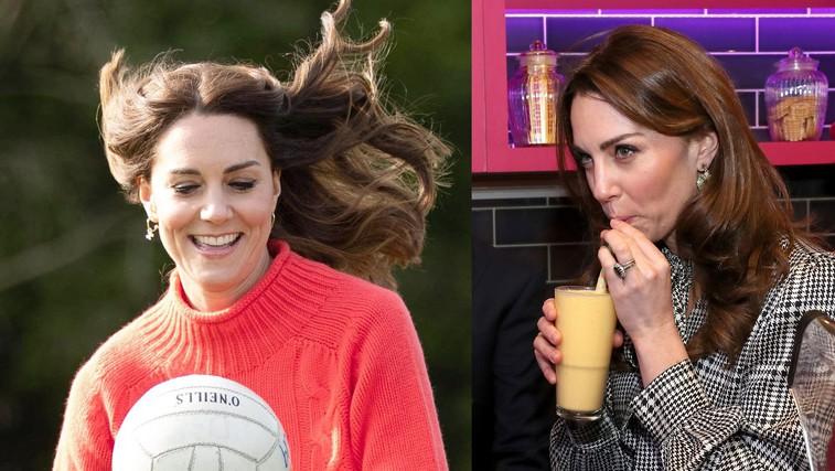 Dieta in vadba Kate Middleton: Kaj si vojvodinja privošči za zajtrk, kosilo in večerjo (skrivnost njene vitke postave) (foto: Profimedia)