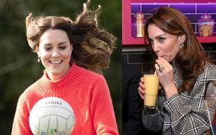 Dieta in vadba Kate Middleton: Kaj si vojvodinja privošči za zajtrk, kosilo in večerjo (skrivnost njene vitke postave)