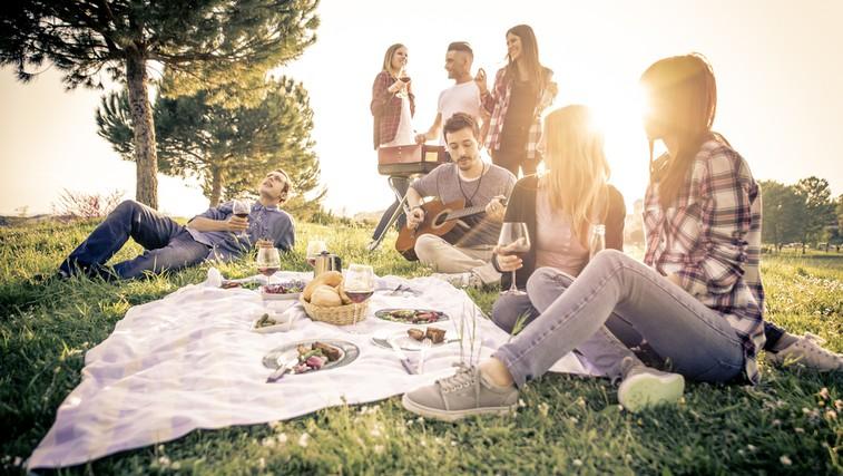 Sezona piknikov JE ODPRTA!  In mi imamo TOP recepte in ideje za nepozabne piknike na domačem vrtu! (foto: Shutterstock)