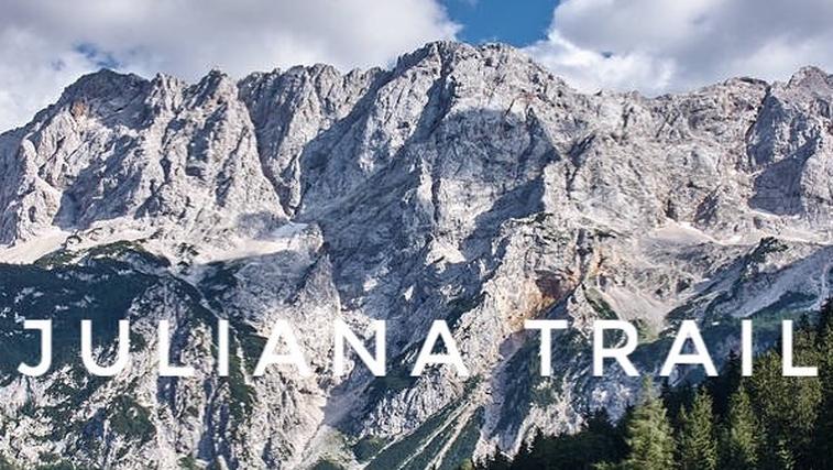 Dnevi Juliane za promocijo nove krožne daljinske poti, 16 etap za 270 km (foto: Instagram Juliana Trail)