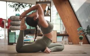 Tudi to je joga: Sestri pokažeta, da za jogo ne potrebujemo gibčnosti (in kako v resnici izgleda joga)